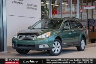 Used 2011 Subaru Outback 2.5i Prem TEL QUEL! for sale in Lachine, QC
