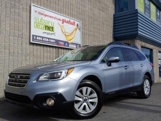 Used 2015 Subaru Outback Eyesight*touring*72$/sem*toit*camera*mags for sale in Richelieu, QC