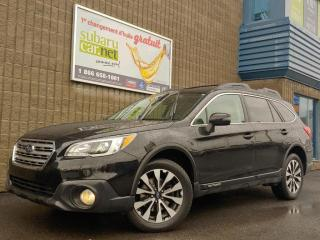 Used 2016 Subaru Outback 3.6r*gps*cuir*toit*mags*awd for sale in Richelieu, QC
