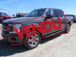 Used 2018 Ford F-150 XL cabine SuperCrew 4RM caisse de 5,5 pi for sale in Lévis, QC