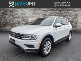 Used 2019 Volkswagen Tiguan Trendline Heated Seats, CarPlay and Android Auto, Back Up Camera for sale in Woodbridge, ON