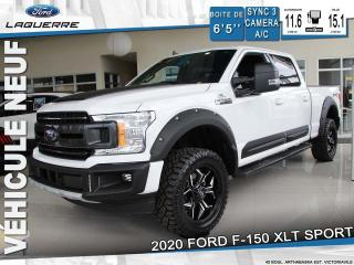 Used 2020 Ford F-150 XLT SPORT 302A for sale in Victoriaville, QC