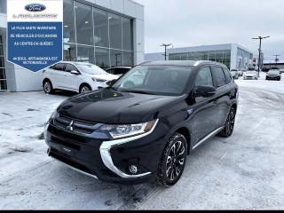 Used 2018 Mitsubishi Outlander Phev Se Phev Branchable for sale in Victoriaville, QC