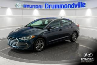 Used 2017 Hyundai Elantra GL + GARANTIE + CAMERA + MAGS + WOW !! for sale in Drummondville, QC