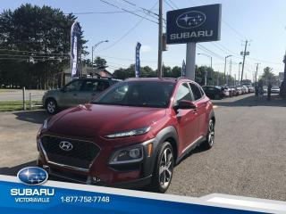 Used 2019 Hyundai KONA 1.6T **Ultimate** for sale in Victoriaville, QC