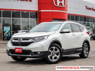 Used 2017 Honda CR-V EX | Cln. CarFax | Moonroof | Power Seat | 190HP for sale in Milton, ON