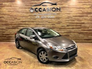 Used 2014 Ford Focus Berline SE 4 portes 73783KM for sale in Ste-Brigitte-de-Laval, QC