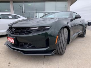New 2020 Chevrolet Camaro LT1 for sale in Carleton Place, ON
