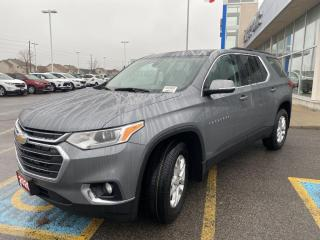 New 2020 Chevrolet Traverse LT for sale in Carleton Place, ON