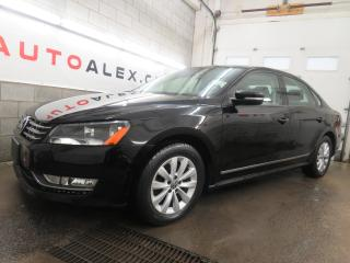 Used 2013 Volkswagen Passat TDI AUTOMATIQUE MAGS A/C SIÉGES CHAUFF. BLUETOOTH for sale in St-Eustache, QC