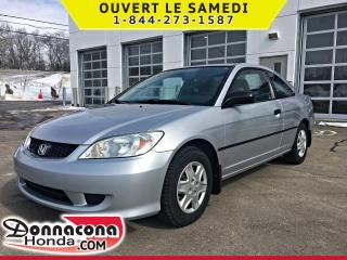 Used 2004 Honda Civic SE *SEULEMENT 140 572 KM* for sale in Donnacona, QC
