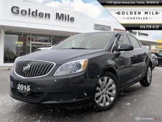 Used 2015 Buick Verano Base Auto, A/C, Power options for sale in North York, ON