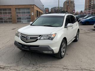 Used 2007 Acura MDX TECHNOLOGY PKG for sale in North York, ON