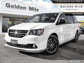 Used 2017 Dodge Grand Caravan CVP/SXT SXT Plus, Alloys, Bluetooth, Gold Plan for sale in North York, ON