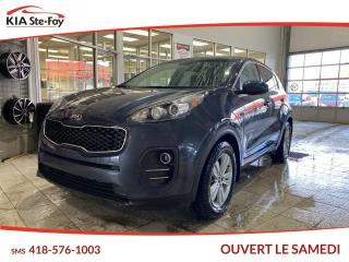 Used 2017 Kia Sportage LX *FWD *CAMÉRA *BLUETOOTH for sale in Québec, QC