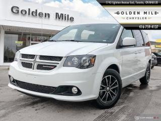 Used 2019 Dodge Grand Caravan GT Leather|Alloys|Clean Carfax|Back-Up Cam for sale in North York, ON