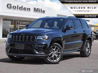 Used 2020 Jeep Grand Cherokee Limited X 4x4: Demo, 8.4 Screen, Navi, Leather, Pre-Collision System for sale in North York, ON