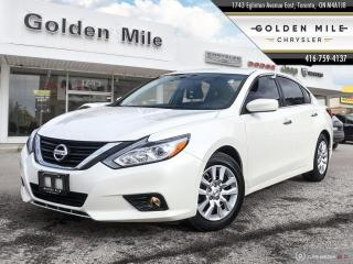 Used 2016 Nissan Altima 2.5 SV|Leather|Heated Seats|Back-Up Camera|Clean Carfax for sale in North York, ON