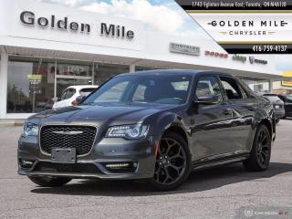 Used 2019 Chrysler 300 300S: Demo, 2.99% OAC, Pano Moonroof, Navi, 8.4 Display for sale in North York, ON