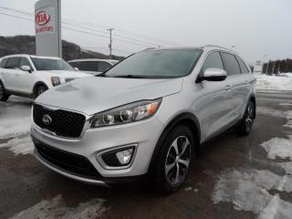 Used 2017 Kia Sorento EX+ V6 7 places 4 portes AWD for sale in Val-David, QC