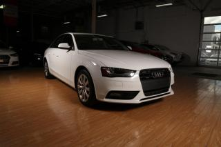 Used 2014 Audi A4 4dr Sdn Auto Komfort quattro for sale in Toronto, ON