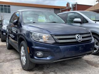 Used 2012 Volkswagen Tiguan for sale in Scarborough, ON