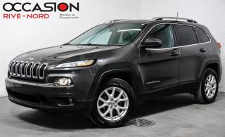 Used 2016 Jeep Cherokee North V6 4x4 MAGS+SIEGES.CHAUFFANTS for sale in Boisbriand, QC