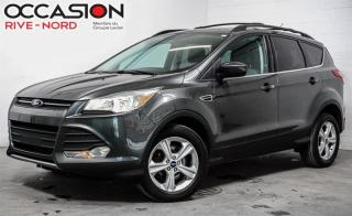 Used 2016 Ford Escape SE 2.0 AWD MAGS+SIEGES.CHAUFFANTS+CAM.RECUL for sale in Boisbriand, QC
