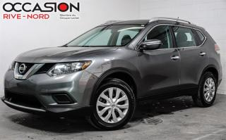 Used 2015 Nissan Rogue S MAGS+BLUETOOTH+CAM.RECUL for sale in Boisbriand, QC