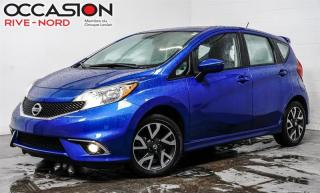 Used 2016 Nissan Versa Note SV MAGS+CAM.RECUL+BLUETOOTH for sale in Boisbriand, QC