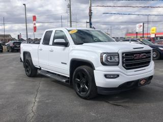 Used 2017 GMC Sierra 1500 ELEVATION*BACKUP CAM*4X4 for sale in London, ON