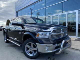Used 2016 RAM 1500 LARAMIE | GPS for sale in St-Eustache, QC