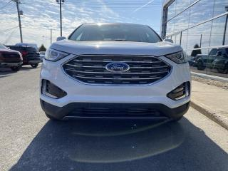 Used 2019 Ford Edge SEL Traction Intégrale Toit panoramique for sale in St-Eustache, QC