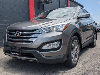 Used 2014 Hyundai Santa Fe Sport CLEARANCE - Limited, AWD, NAV, B/U CAM for sale in Burlington, ON