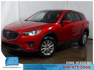 Used 2016 Mazda CX-5 |GS|AWD|TOITOUV|SIEGCHAUF|GPS|BLUETOOTH|CAM| for sale in Drummondville, QC
