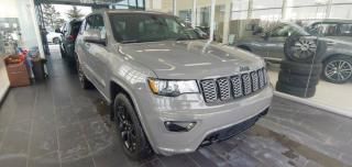 Used 2019 Jeep Grand Cherokee NAVI, BACKUP CAM, 4WD for sale in Edmonton, AB
