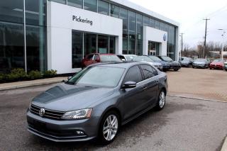 Used 2017 Volkswagen Jetta Sedan Highline for sale in Pickering, ON