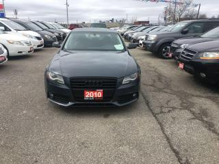 Used 2010 Audi A4 4 Dr Auto AWD for sale in Etobicoke, ON