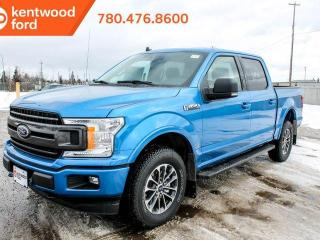 New 2020 Ford F-150 XLT 301A | 4X4 SuperCrew | 3.5L V6 Ecoboost | Auto Start/Stop | Rear View Camera for sale in Edmonton, AB