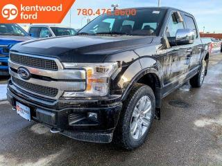 New 2020 Ford F-150 Platinum 700A | 4X4 SuperCrew | 3.5L V6 Ecoboost | Heated/Ventilated Leather Seats | Auto Start/Stop | NAV | Rear View Camera for sale in Edmonton, AB