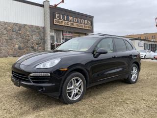 Used 2013 Porsche Cayenne DIESEL for sale in North York, ON