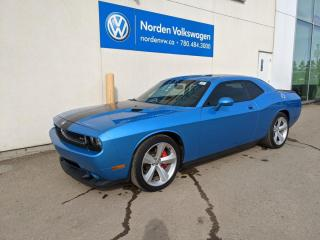 Used 2010 Dodge Challenger SRT8 ROCKET! 425 HP for sale in Edmonton, AB