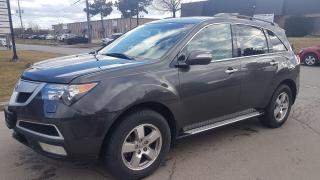 Used 2011 Acura MDX 1 YEAR POWER TRAIN INCLUDED for sale in North York, ON