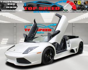 Used 2008 Lamborghini Murcielago LP640 / ROADSTER / V12 / ACCIDENT FREE for sale in Richmond Hill, ON