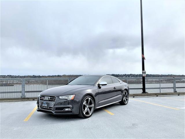 2013 Audi S5 Premium - $175 Bi-weekly $0 Down