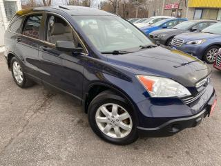 Used 2009 Honda CR-V EX/ 4WD/ SUNROOF/ ALLOYS/ PWR GROUPS for sale in Scarborough, ON