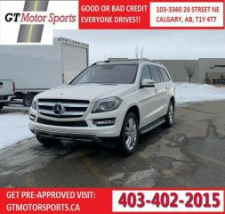 Used 2013 Mercedes-Benz GL-Class GL 350 BlueTec for sale in Calgary, AB