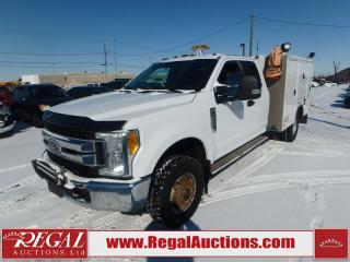 Used 2017 Ford F-350 SD XLT SUPERCAB SERVICE BODY 4WD DRW for sale in Calgary, AB