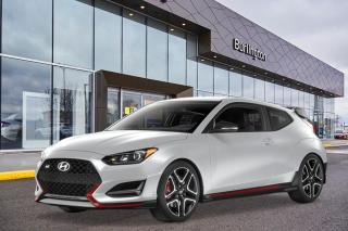 New 2020 Hyundai Veloster Turbo for sale in Burlington, ON