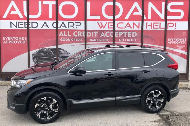 2017 Honda CR-V TOURING-ALL CREDIT ACCEPTED
